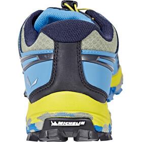 Salewa Ultra Train Trailrunning Shoes Men Siberia/Night Black
